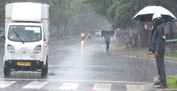 Rain-in-Ranchi