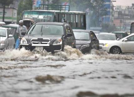 Shahjahanpur rain