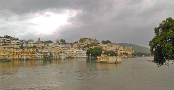 Udaipur-Rainfall