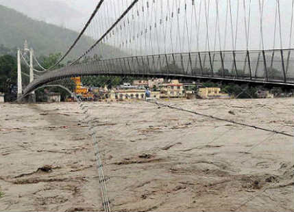 Uttarakhand, Himachal brace for hefty rains; flashfloods, cloudbursts, landslides likely