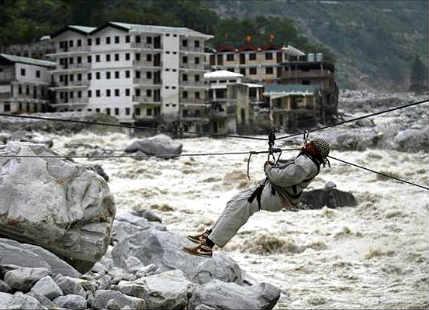 Uttarakhand heavy rain and cloudburst