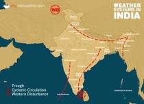 Weather Forecast for September 6 Across India