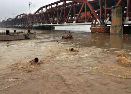 Wamuna_delhi_water