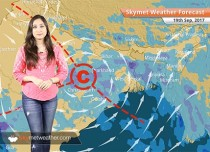 Weather Forecast for Sep 19: Heavy rain in Mumbai; Good rain over Hyderabad, Madhya Pradesh, UP