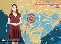 Weather Forecast for Sep 12: Rain in Mumbai, Bengaluru, Hyderabad, Kolkata