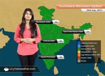 Monsoon Forecast for Sep 25, 2017: Rain in Jharkhand, Chhattisgarh, Uttarakhand