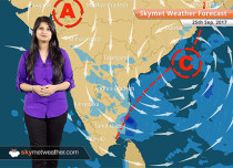 Weather Forecast for September 25: Rain in Himachal, Uttarakhand; Dry weather in Northwest India
