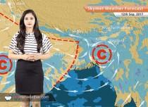 Weather Forecast for September 12: Rain in Uttarakhand, MP, Chhattisgarh, West Bengal