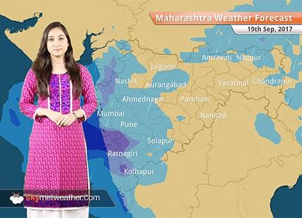 Maharashtra Weather Forecast for Sep 19: Heavy rains over Ratnagiri, Harnai, Bhira; good Monsoon showers over Mumbai, Pune, Dahanu