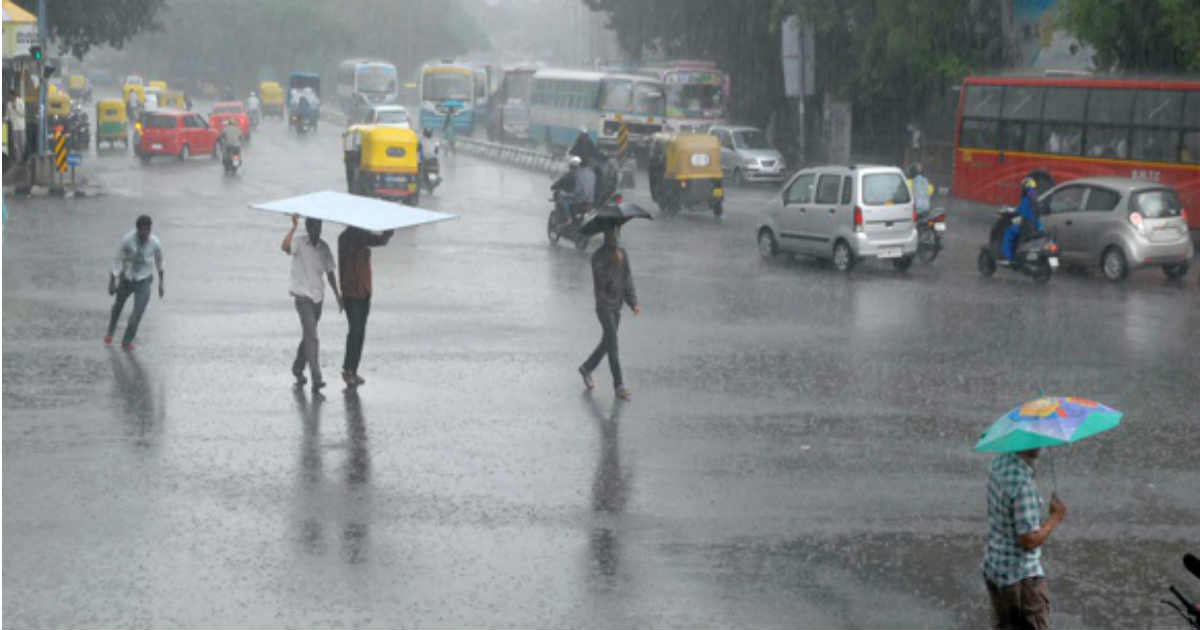Moderate To Heavy Bengaluru Rains To Begin By Today
