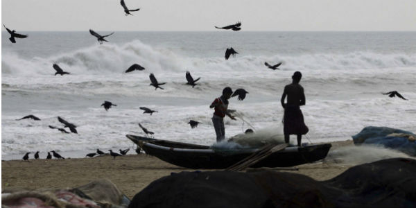 Deep depression likely to trigger heavy rainfall in Odisha