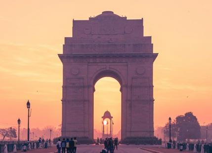 Delhi pleasant weather-429