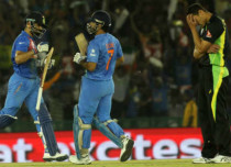 IND v AUS T20: Rains to stay far away from Guwahati on match evening