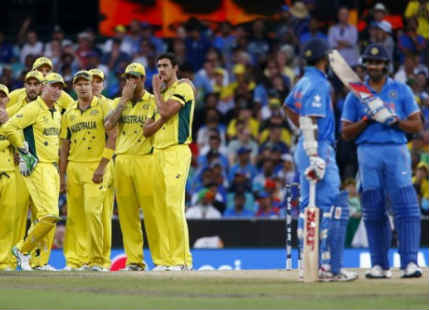 India-vs-australia Hyderabad T-Twenty