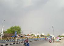 Indore weather and rain