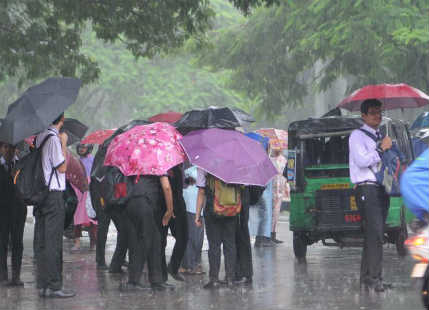 Rains to take a backseat in Jharkhand, Bihar tomorrow onward