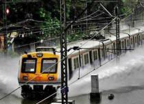 Mumbai Rain traffic