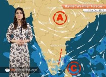 Weather Forecast for Oct 27: Rain in Chennai, Bengaluru; Dry weather in Delhi, Mumbai