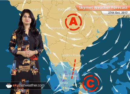 Weather Forecast for Oct 27: Dry weather to persist in Northwest and Central India