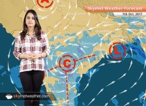Weather Forecast for Oct 7: Rain in Bengaluru, Mumbai, Kolkata; Dry weather in Delhi, Lucknow