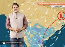 Weather Forecast for Oct 11: Rain in Bihar, Jharkhand, Madhya Pradesh and Chhattisgarh