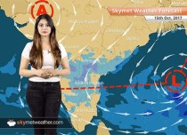 Weather Forecast for Oct 15: Delhi, Rajasthan, MP, Chhattisgarh to reel under dry and hot weather