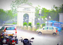 Pondicherry Rains feature