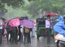 Rain in Ranchi and Jamshedpur