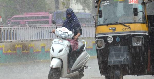 Rain in raipur