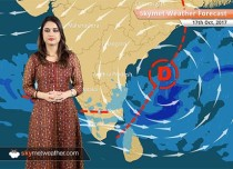 Weather Forecast for Oct 17: More rains in Bengaluru, Chennai; Dry weather in Delhi, Mumbai, Kolkata
