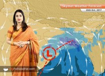 Weather Forecast for Oct 20: Rain in Kolkata, West Bengal, Odisha, Bhubaneswar