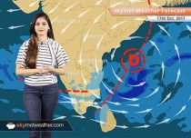 Weather Forecast for Oct 17: Dry weather to persist in Delhi, Rajasthan, Gujarat, Madhya Pradesh