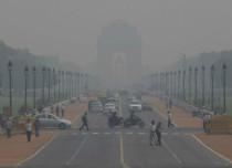 delhi pollution f