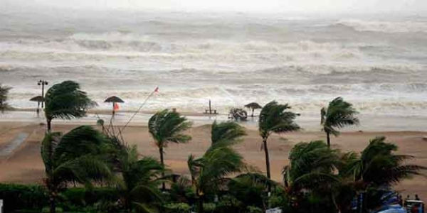 Depression in Bay may form into first cyclonic storm of season