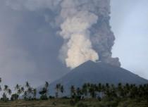 Bali Volcano feature