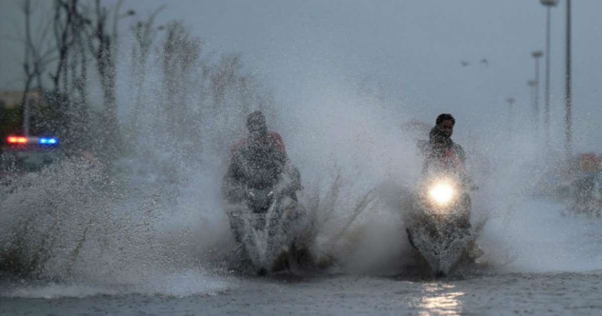 Chennai Rains: Heavy showers to continue, chaos prevails | Skymet Weather Services