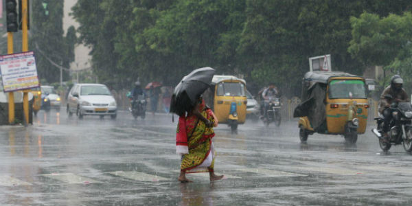Heavy rains back in Chennai, schools to remain shut on Monday