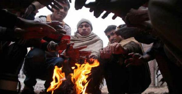 Cold wave in Varanasi