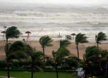 Cyclone Ockhi in Arabian Sea