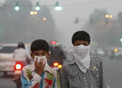 Delhi Pollution feature