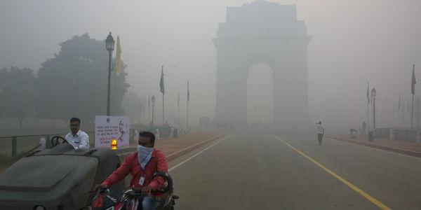 Delhi Smog Nov post
