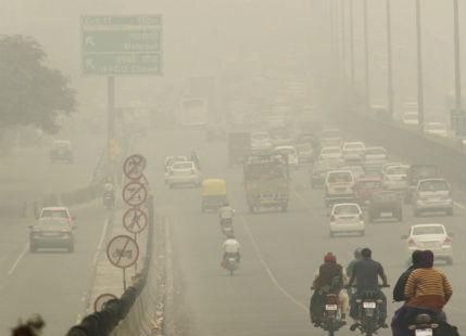 Delhi Smog feature