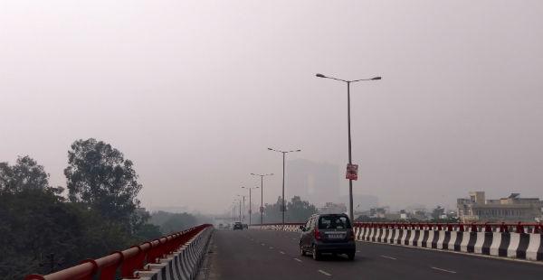 Delhi pollution: Air quality worsen again after 10 days   Skymet