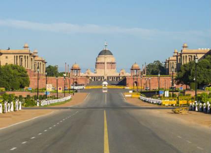 Delhi pleasant weather