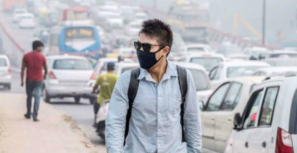 Delhi pollution and Smog