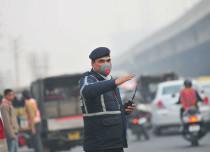 Delhi and pollution
