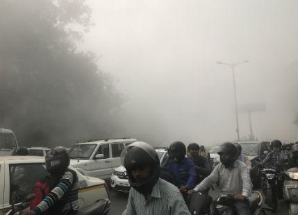 Delhi smog and Delhi Pollution