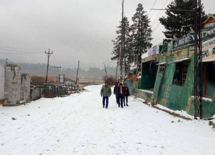 First snow of season for Rohtang, Leh, Gulmarg, Sonmarg, Kinnaur
