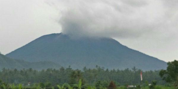 Indonesian Volcano post