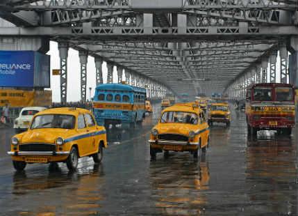 Kolkata-Rain
